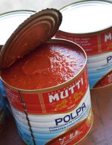 Mutti concentrŽ de tomate