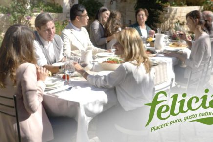 Felicia expands the legumes pasta line
