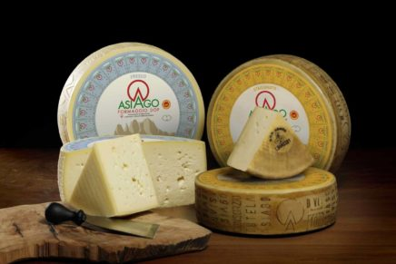 Asiago PDO flies to Asia for Thaifex
