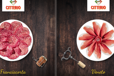 Citterio's journey through wine and cold cuts