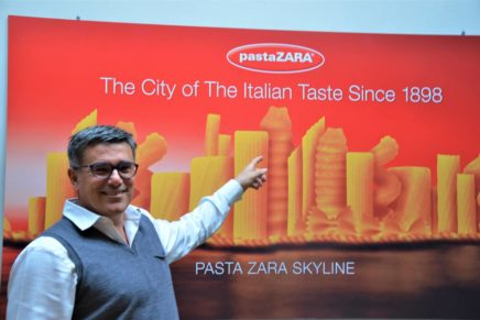 Pasta Zara: an Italian journey through the world