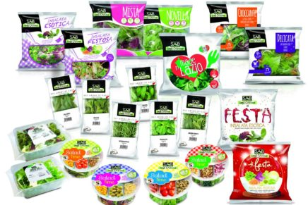'Sab Ortofrutta' on the foreign market with ready-to-eat products