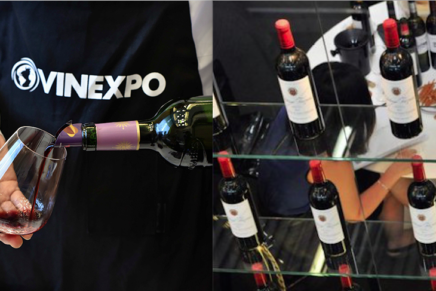 ICE at Vinexpo 2017 with 5 masterclasses