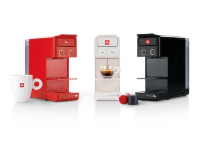 Illycaffè lunches a new coffee machine for the Millennials target