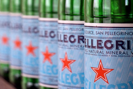 Sanpellegrino keeps on growing abroad