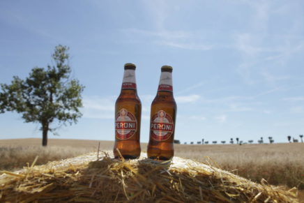 Birra Peroni starts the harvest season