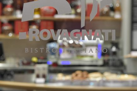 Rovagnati experiments with Bistrò restaurants