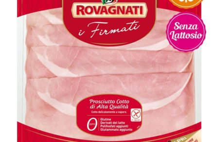 Rovagnati launches a lighter Snello salami