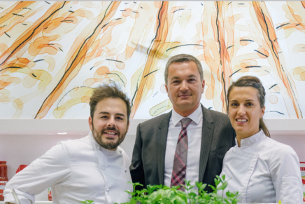 With Pomì, sauce becomes daily luxury