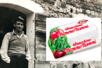 Nonno Nanni, the passion (for cheese) of a life