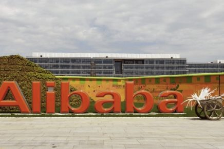 The Italian Pavilion of Alibaba