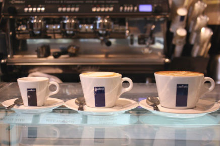 Lavazza's new flagship store is coming