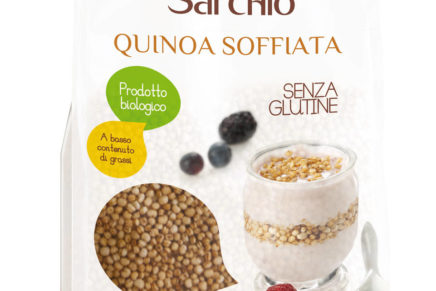 Sarchio gets crispier with the new Puffed Quinoa