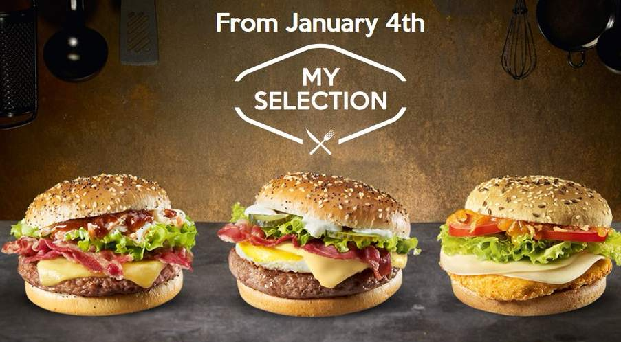 mcdonalds suppliers selection Mcdonald's® supply chain introducing the suppliers who brought you your macca's® our supply chain model is based on a culture of partnership and collaboration.