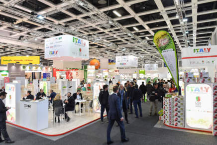 Trentino region at Fruit Logistica trade show