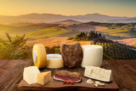 The uncommon success of Italian agri-food