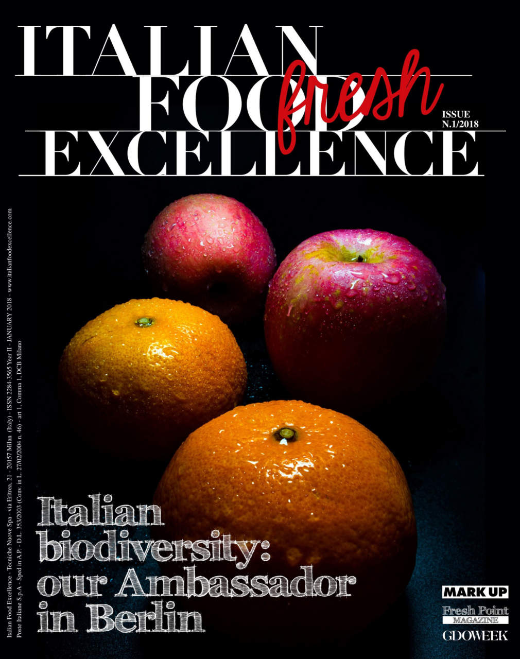 Italian Food Excellence n.1/2018