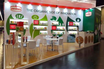 Pedon at Biofach with its organic range