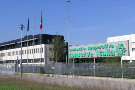 Conserve Italia consolidates its turnover abroad, where brands and private labels grow