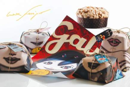Galup presented Panettone Paradiso in the U. S.
