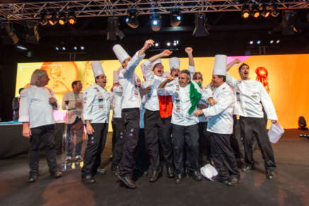 """Culinary World Cup"", two medals for Italian chefs"