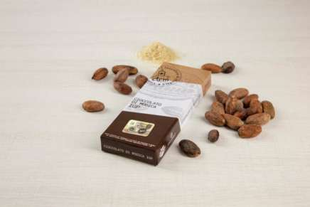 "Chocolate of Modica PGI is the first Geographical Indication product with a ""Digital Passport"""