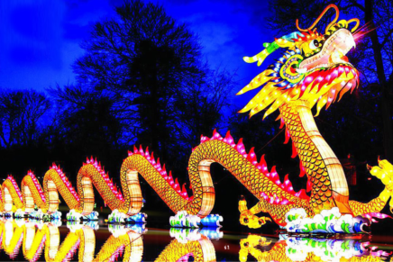 The Lantern Festival arrives at FICO