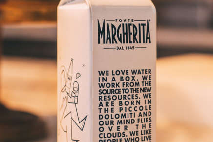 Fonte Margherita launches recyclable mineral water in London